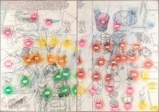 Olga-Danelone-Inventario-A-tecnica-mista-110x156-2011